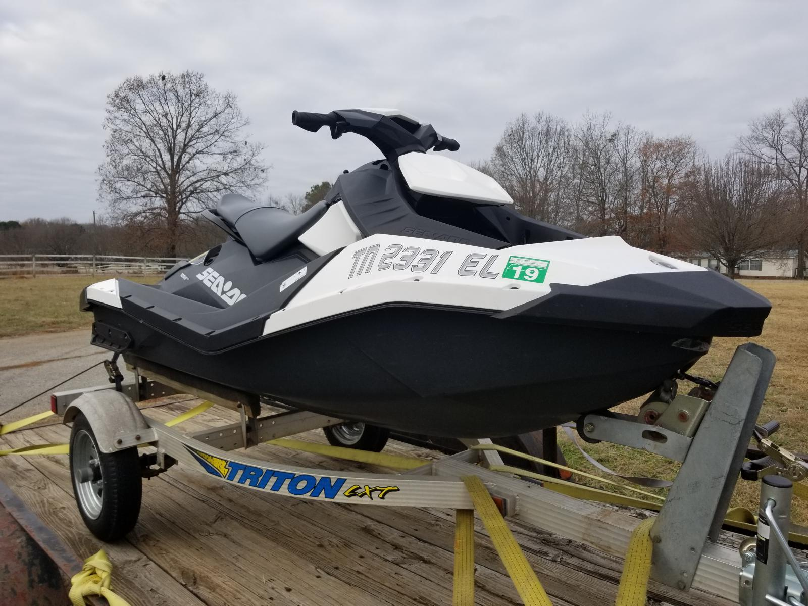 I bought a 2016 Spark - Sea-Doo Spark Forum