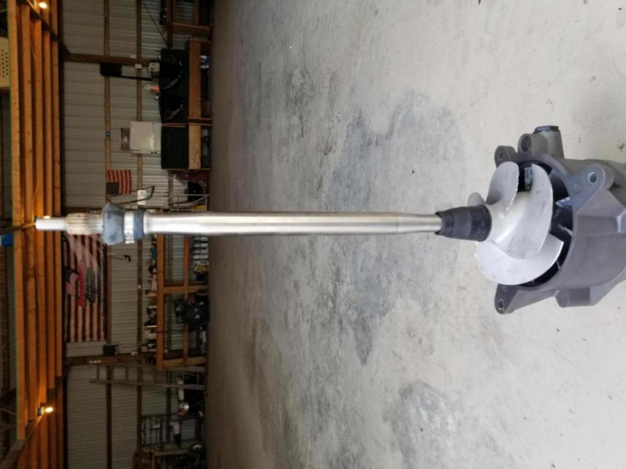 2018 spark trixx impeller\drive shaft problem - Sea-Doo